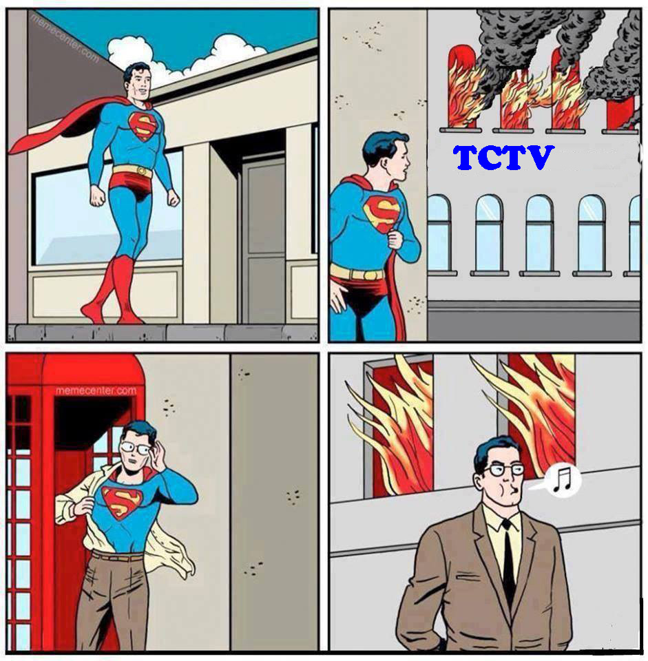 TCTV Trashes 1st Amendment