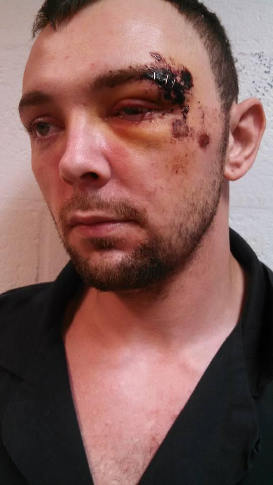 Shelton Cop Brutalizes Steven Spangler Smith Soul